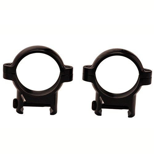 Burris Signature 1-Inch Zee Rings, Medium, Black Gloss 6003-0119 GS-15424