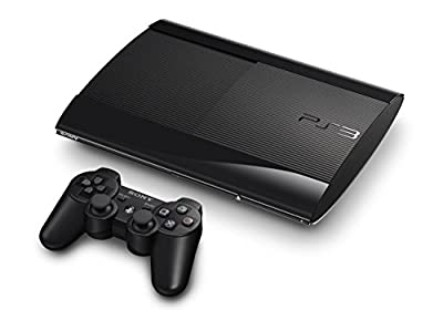 Sony PlayStation 3 250GB Console - Black from Sony