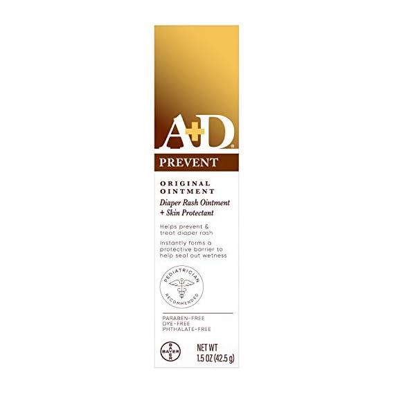 A&D Diaper Rash Ointment & Skin Protectant - 1.5 Oz