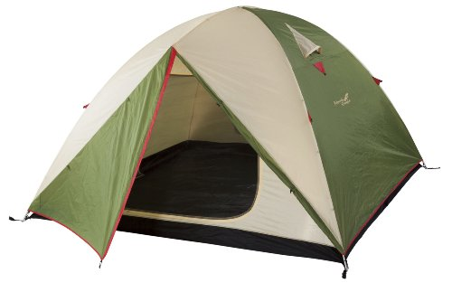 徹底的に悪性の初期North Eagle(ノースイーグル) テント シンプルジュラルミンドーム300 [4~6人用] NE183