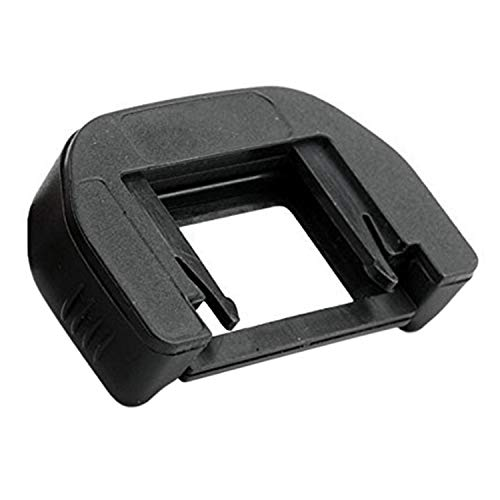 TOOGOO Camera Eyecup Eyepiece for Canon Ef Replacement Viewfinder Protector for Canon Eos 350D 400D 450D 500D 550D 600D 1000D 1100D 700D 100D Xt Xti Vs Xsi T1I T2 T2I T3 T3I T4I T5I Sl1 by TOOGOO (Image #2)