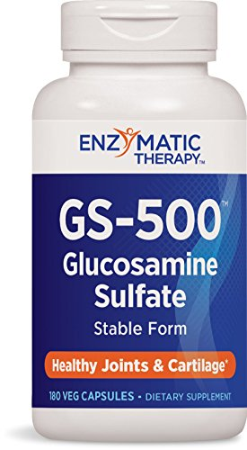 Enzymatic Therapy Gs-500, 180 Capsules Review