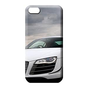 iPhone 5 5s Abstact Top Quality New Fashion Cases phone skins Audi Luxury car logo super