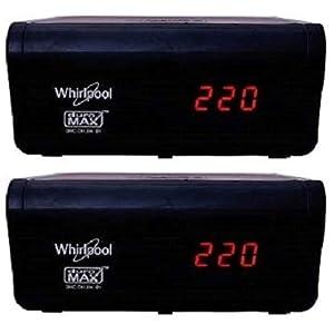 JAYADURGA ENTERPRISES Whirlpool Digital Display Duro Max Automatic Voltage Stabilizer for Refrigerator/Fridge Upto…