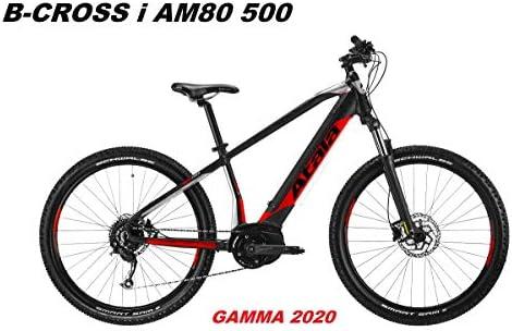 Atala - Bicicleta B-Cross I AM80 500 Gamma 2020, Black Silver Neon ...
