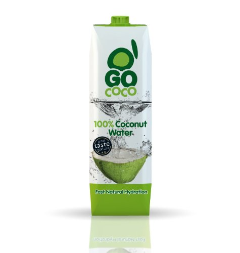 Go Coco Coconut Water - Natural 1lt (Pack of 6) by GOCOCO