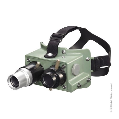 Mattel Movie Masters Epic Creations Ghostbusters Ecto Goggles]()