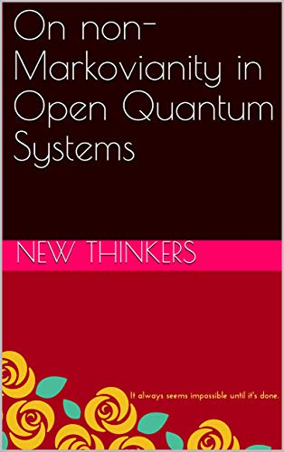On non-Markovianity in Open Quantum Systems