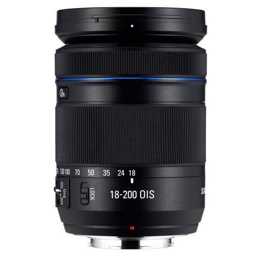 Samsung Movie Pro, 18-200mm lens for NX Series Cameras by Samsung