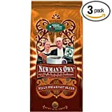 Newman's Green Mountain Coffee Organics Nell's Breakfast Blend Ground Coffee 10 OZ (Pack of 18)