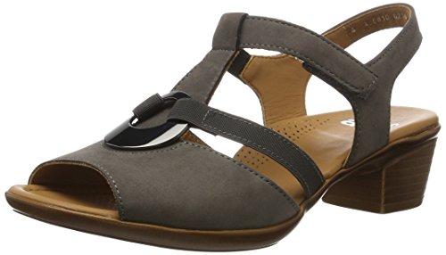 ara Womens Sandals Street Wide H Size 6.5 B(M) US