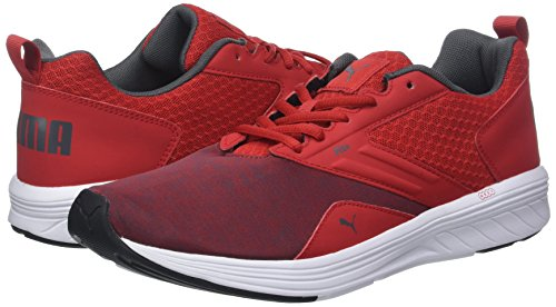 Scarpe Unisex – Comet Adulto Rosso Puma Nrgy ribbon iron Running Gate Red aERggw