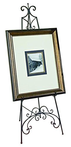 Amazon.com: Tripar York Black Floor Easel