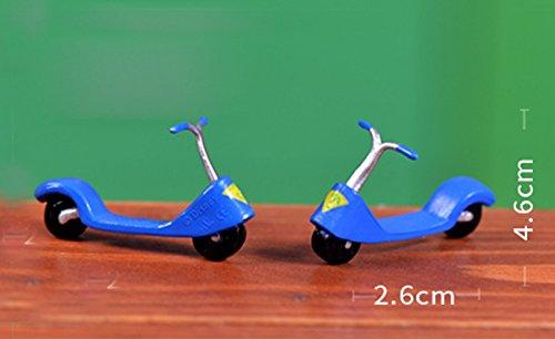 Cupcinu Decoración Paisaje Micro DIY Jardinería Miniatura ...
