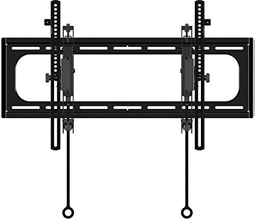 Sanus - Premium Series Tilting Tv Wall Mount For Most 42'' - 90'' Flat-panel Tvs (BLT2-B1) Black - New by Sanus