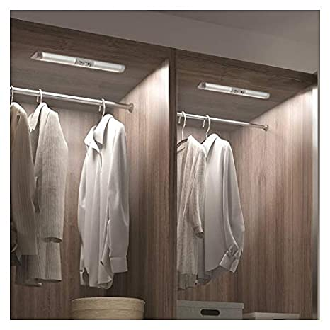 Merveilleux [2Pack] Motion Sensor Closet Lights, Automatic Under Cabinet LED Lighting  With Eye