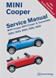 MINI Cooper Service Manual from Bentley 2002-2006