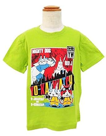 Amazon 妖怪ウォッチバスターズ 半袖tシャツ マイティードッグレッドj