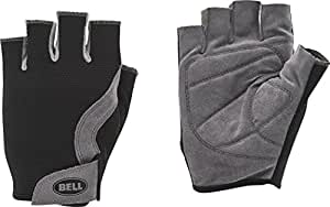 Bell Breeze HF Mesh Cycling Gloves, Black/Grey, Small/Medium