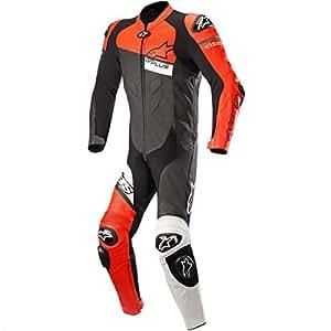 Amazon.com: GP Plus Venom - Traje de motocicleta de piel ...