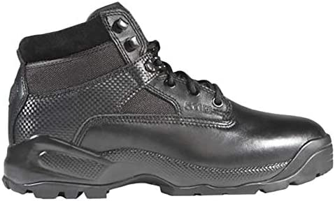 5.11 Men's Moto Tactical Boot, Style 12328, Black,