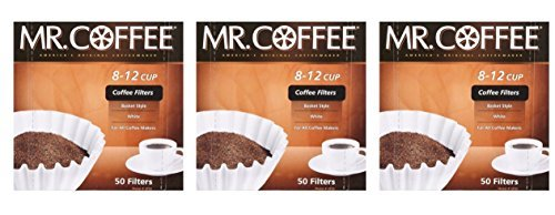 3 cup coffee filters - 8