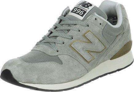 New Balance 996 Hombre Zapatillas Gris