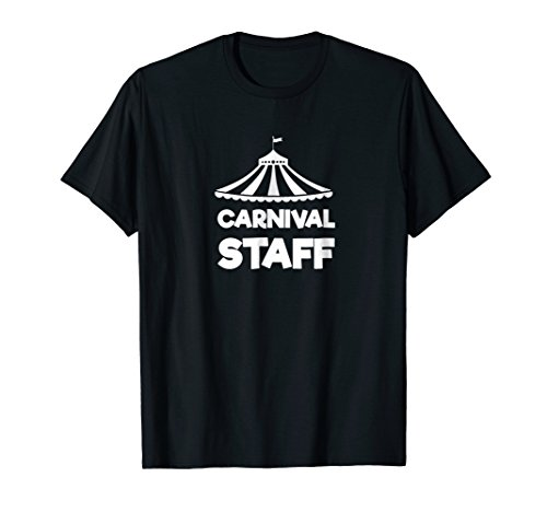 Carnival Shirt, Open Circus Tent Carnival Staff T-Shirt for $<!--$15.99-->
