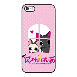 The best gift for Halloween and ChristmasiPhone 5 5s Cell Phone Case Black Nyanpire RPR4991109