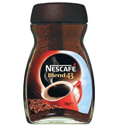 Price comparison product image Nescafe Blend 43 50g