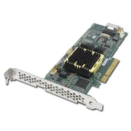 Adaptec 2258200-R 5405 RAID 4-Channel SATA/SAS 256MB PCI-Express LP Card