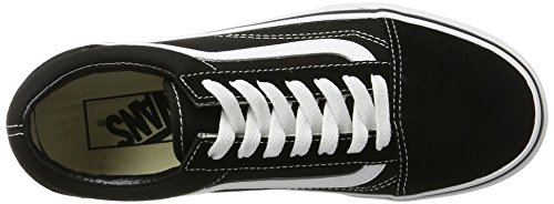 Skool Black Womens White Vans Sneakers Platform Old Black White RxAWdwIUq