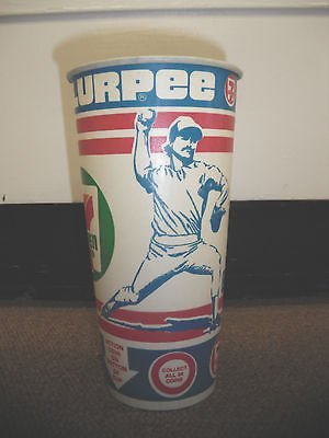 1984-original-unused-7-11-slurpee-wax-paper-cup-w-super-star-action-western-coin