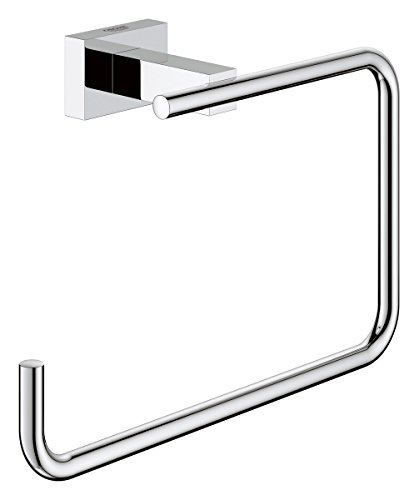 GROHE Essentials Cube Handtuchring 40510000