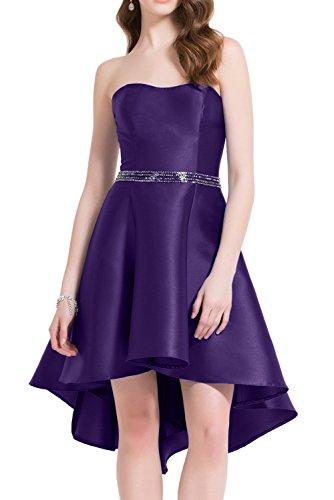 Missdressy - Vestido - trapecio - para mujer Violeta
