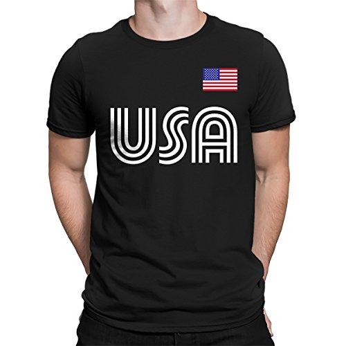 SpiritForged Apparel United States Soccer Jersey Men