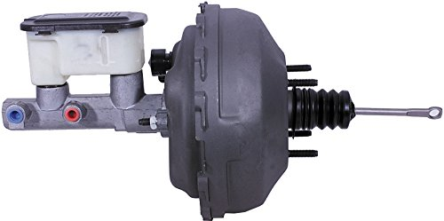 (Cardone 50-1047 Remanufactured Power Brake Booster with Master Cylinder)