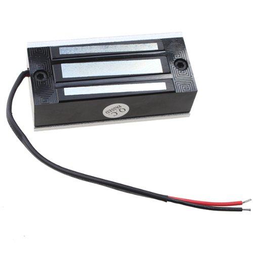 AGPtek 60kg 130LBs Holding Force Electric Magnetic Lock for Door Access Control System Electromagnet Fail-Safe NC Mode by AGPTEK (Image #2)