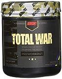 Redcon1 Total War - Pre Workout, Sour Gummy Bear (30) Servings, Boost...