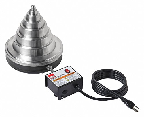 Bessey GCS-NCB Bearing Heater Cone Style with 3/8