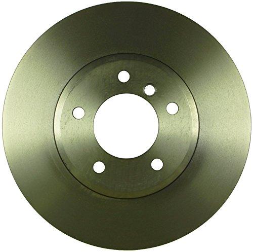 Bosch 15010118 QuietCast Premium Disc Brake Rotor For Select BMW 525i, 525xi, 528i, 528i xDrive, 528xi, 530i, 530xi, 535i xDrive, 535xi; Front