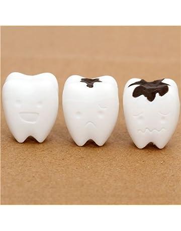 Goma de borrar dientes blancos, de Iwako, producto de Japón