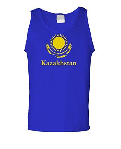 GOOZLER KAZAKHSTAN Mens Tank Top