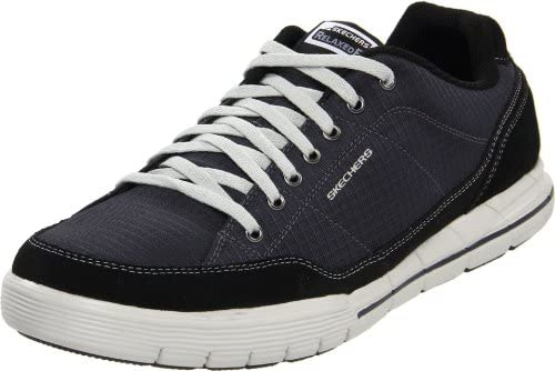 Skechers Arcade Ii Circulate, Herren Sneakers, Blau (navy Ca6Kc