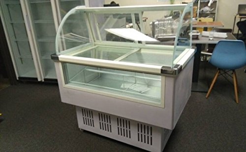 12 Gelato Ice Cream Freezer Display Cases Display chest freezer