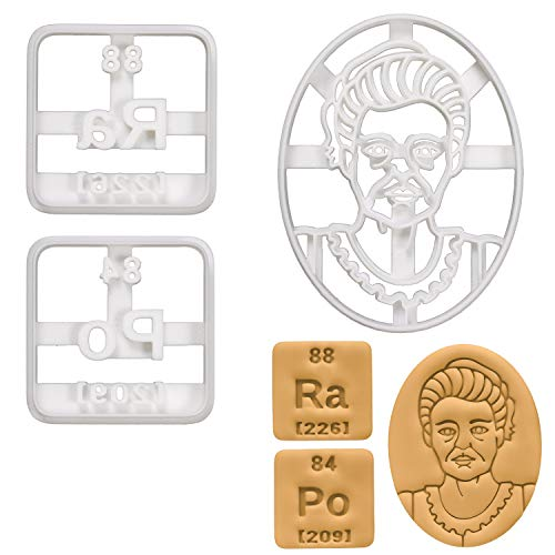 biology cookie cutters - 7