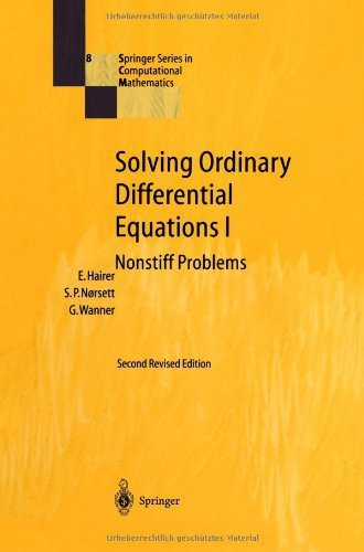 Read Online By Ernst Hairer Solving Ordinary Differential Equations I: Nonstiff Problems (Springer Series in Computational Mathe (2nd ed. 1993. Corr. 3rd printing 20) [Paperback] pdf