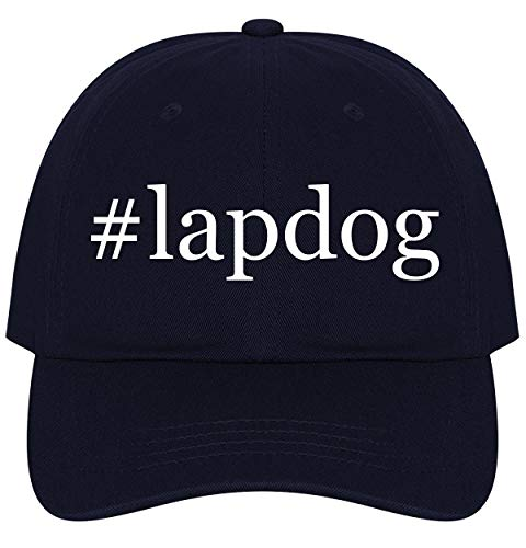 Snowbabies Well - The Town Butler #Lapdog - A Nice Comfortable Adjustable Hashtag Dad Hat Cap, Navy