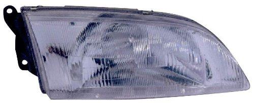 Depo 316-1118L-AS Mazda 626 Driver Side Replacement Headlight Assembly ()