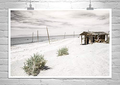 Salton Sea Art Photograph Print